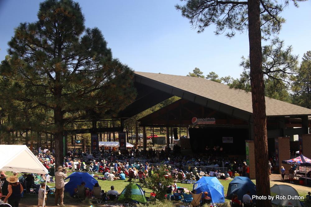 Pickin' in the Pines Flagstaff AZ Bluegrass Festival