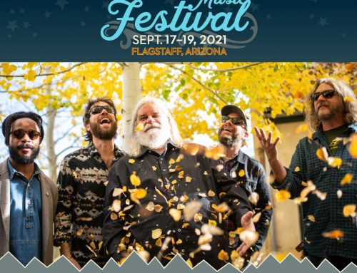 Leftover Salmon Joins the 2021 Lineup